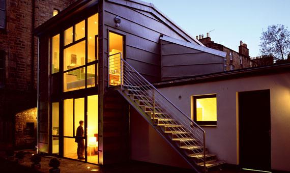 New Town house - Edinburgh