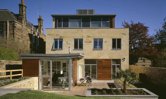 New Murrayfield villa - Edinburgh