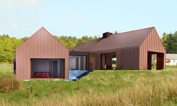 New build house - West Lothian