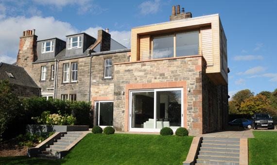 Home alteration - Inverleith