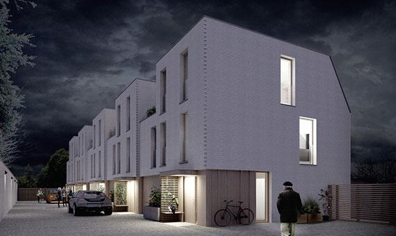 Trinity Road Housing