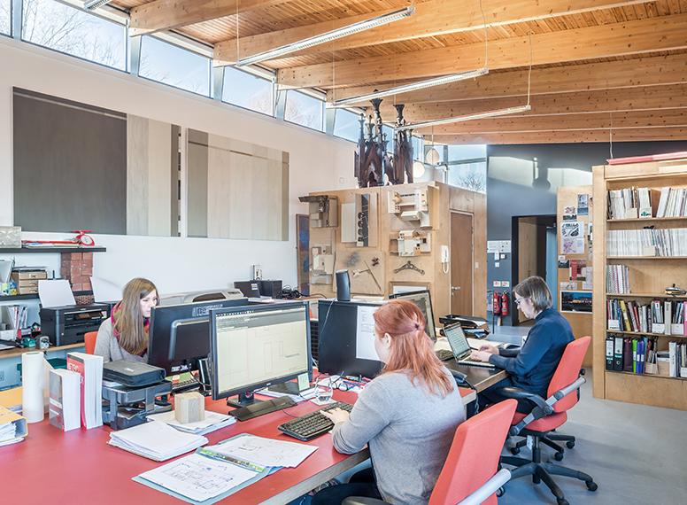 Zone Architects Offices, Edinburgh